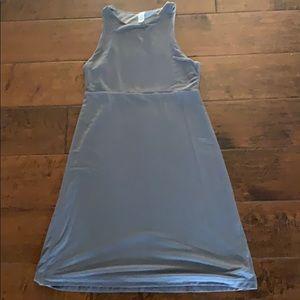 Athleta reversible santorini dress.